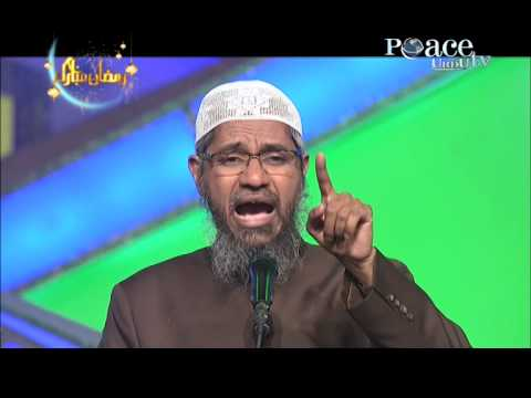 Dr.Zakir Naik in Bihar Very Very Interesting Topic image