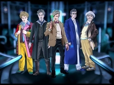 Doctor Who Legacy Game - Doctor Who