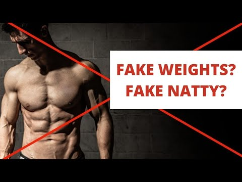 ATHLEAN-X USED FAKE WEIGHTS | FAKE NATTY? (My Opinion)