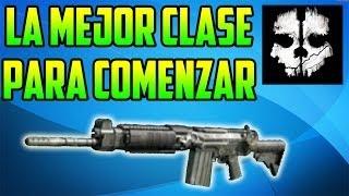 Call Of Duty: Ghosts LA MEJOR CLASE PARA COMENZAR