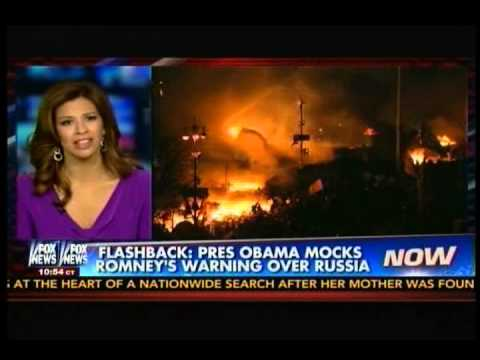 Obama & Romney Debate Russia Foreign Policy; Obama Proven Wrong