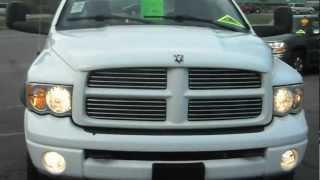 2004 Dodge Ram 3500, Laramie, Crew cab, 4x4, 5.9 Cummins Diesel!!! videos