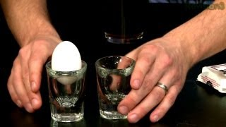 Perform Egg Tricks Without Breaking Them!