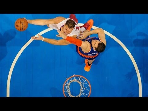 Andrea Bargnani - New York Knicks @ Los Angeles Clippers (Nov 27, 2013)