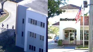 Nikolas Cruz's Detailed Timeline Shows Uber Ride and Stop at McDonald's