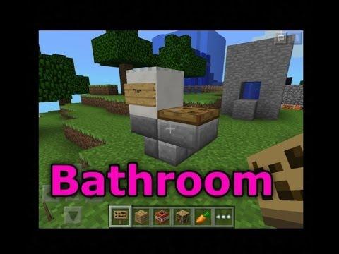 Minecraft мебель