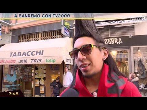 Sanremo 2016: 'facce da Festival'