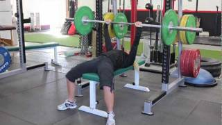 Bench Press Technique (for Girls Too...)   YouTube