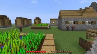 Minecraft Na Płasko Odc.1 Początek