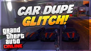 GTA 5 Glitches: EASY Car Duplication Glitch After Patch 1