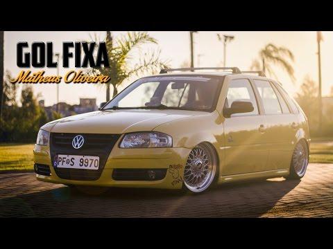 VW Gol G4 Amarelo - FIXA - Matheus Oliveira | CarEliteBR