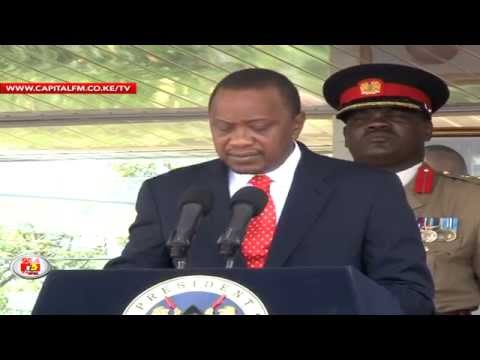 Don't politicise security operations -- Uhuru