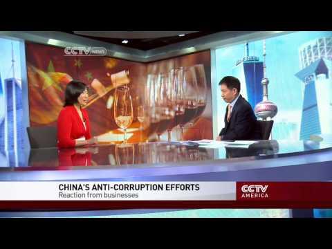 Haiyan Wang on China's anti-corruption efforts