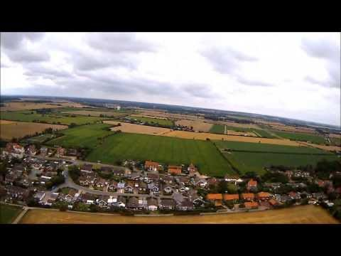 Flight in Happisburgh
