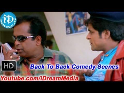 Super Movie - B2B Comedy Scenes - Ali, Sunil, Brahmanandam