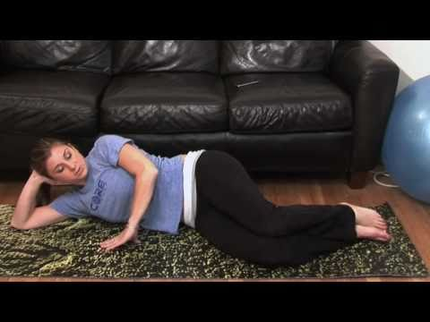 The Sarah Fit Show - Fitness Fusion - Inner Thigh, Glute Workout - The Sarah Fit Show