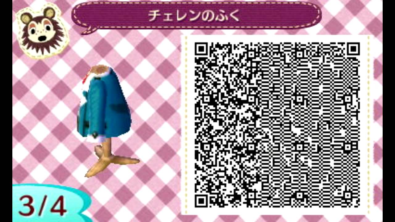 maxresdefault jpgQr Codes Animal Crossing New Leaf Pokemon