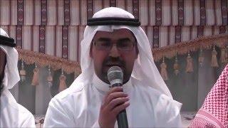 الليلة الخامسة من ليالي خيمة ابن المقرب رمضان 1436 وندوة حول الصحافة الإلكترونية