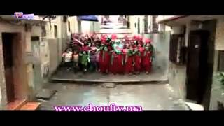 أغنية جميلة لأطفال مغاربة على الصحراء | بــووز