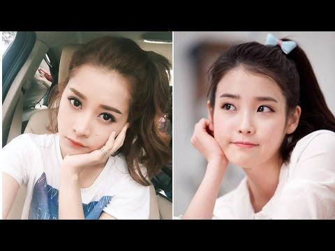 Bất ngờ xuất hiện nữ ca sĩ Hàn Quốc giống hệt Chi Pu