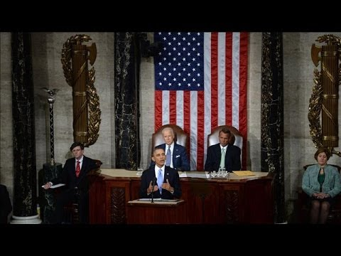 Obama Urges Immigration Reform | State of the Union 2014
