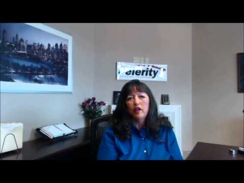 Celerity Job Seeker Tips with Terry