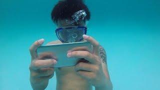 NTN - 4K Thử Chơi Game Dưới Nước ( Play Game Underwater )