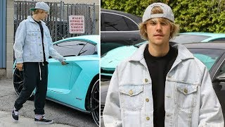 Justin Bieber Says 'Leave Me Alone' When Asked How Selena Gomez Is Doing