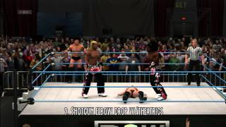WWE' 13 Top 25 Tag Team Moves Of Premiere