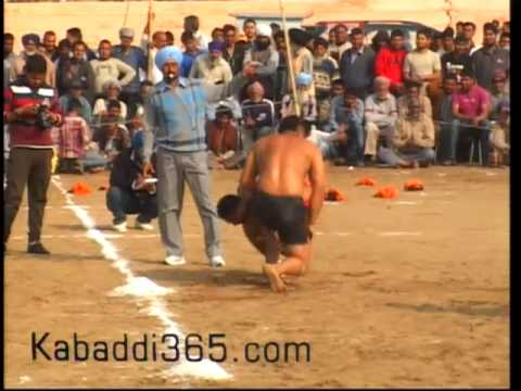 Bara Pind (Jalandhar) Kabaddi Tournament 20 Feb 2013 Part 3