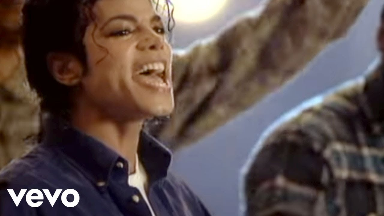 Michael Jackson - The Way You Make Me Feel