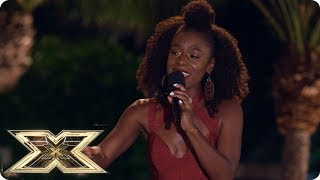 Shan sings original track at Simon Cowell's house | Judges' Houses | The X Factor UK 2018