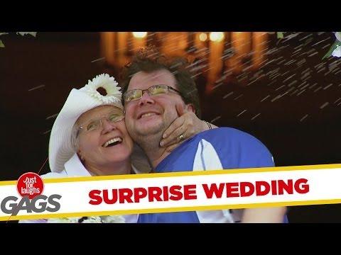 Đám cưới khó đỡ nhất