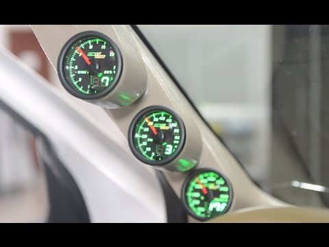 Gauges Install for Diesel Powered Trucks - Presented by Andy's Auto Sp