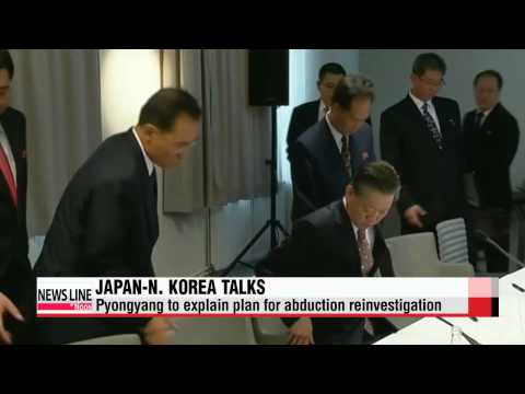 Japan, North Korea to hold talks on abduction investigation