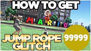 How to Get 99999 Jump-Rope in Metro Kingdom Super Mario Odyssey   Austin John Plays
