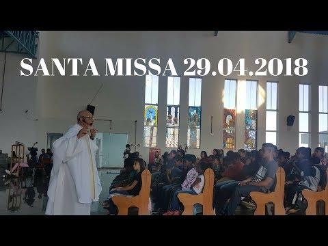 Santa Missa | 5° Domingo da Páscoa | 29.04.2018 | Padre José Sometti | ANSPAZ