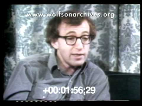 Woody Allen Interview