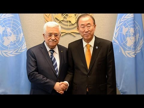 Abbas asks for an end to actions that undermine peace negotiations