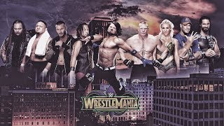 [OUTDATED] WWE WRESTLEMANIA 34 REALISTIC DREAM MATCH CARD/PREDICTIONS