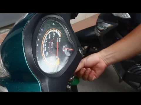 Cách kiểm tra và xử lý xe máy đứt cầu chì (xe số)