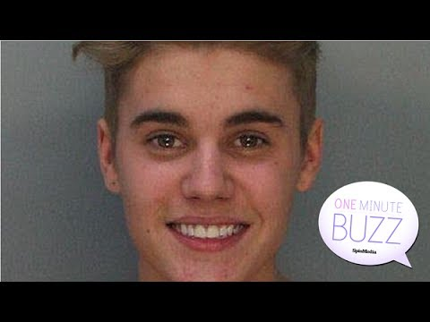 Justin Bieber Avoids Jail In This Week's One Minute Buzz