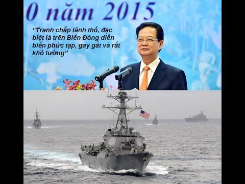 29.10.2015 - Bình Luận Thời Sự: Biển Đông: Mỹ Gân – Tàu Cáu – VGCS Bể Mánh