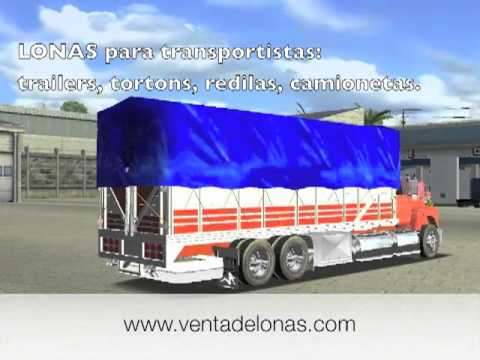 Pegamento para lona de camion