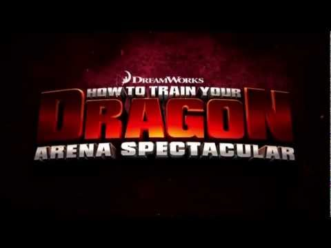 How To Train Your Dragon Arena Spectacular New Zealand Vox Pops 30 sec commercial
