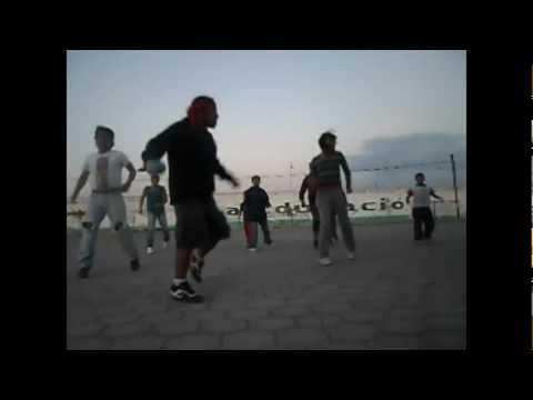 Clases de danza prehispanica (Venado parte 1)