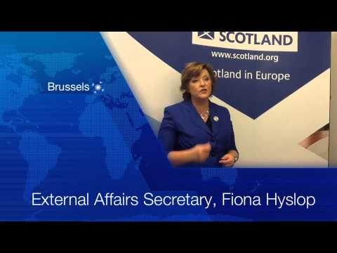 Scotland's relationship with the EU