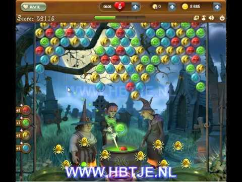 Bubble Witch Saga level 11
