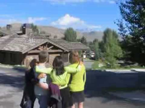 Grand Teton / Jackson Hole September 2013 Montage