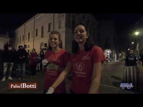 Palio delle Botti 2020 - Vittorio Veneto - Gara Donne